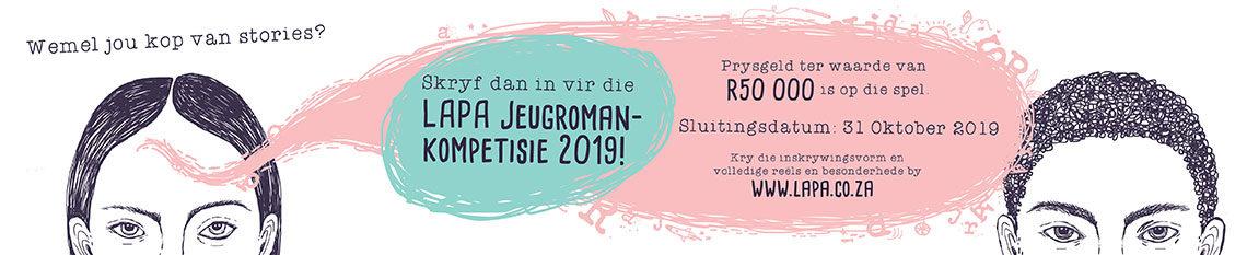 LAPA-Jeugromankompetisie 2019