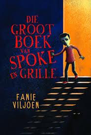 Boekvoorlesing: Die groot boek van spoke en grille